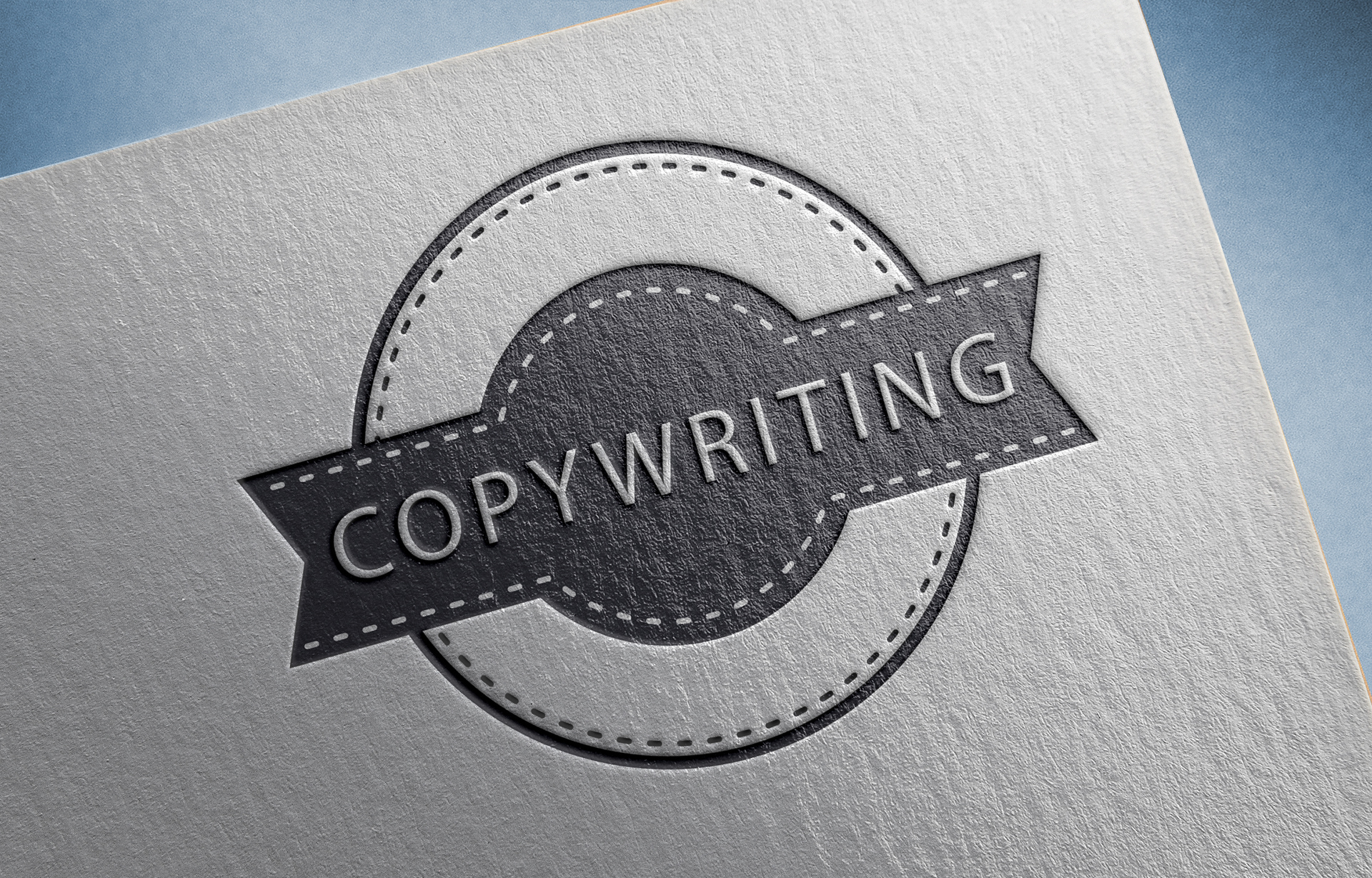 Branding for copy writing course